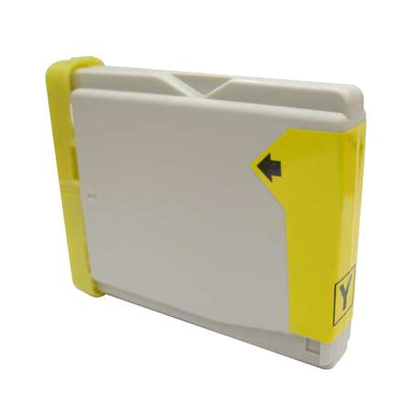 Cartuccia Compatibile Brother LC1000/LC970XXL Giallo