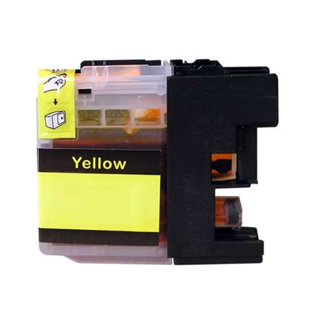 Cartuccia Compatibile Brother LC121/123XL Giallo